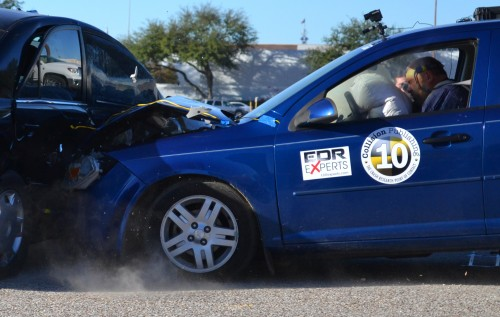 Collision Safety Institute - Crash Data Retrieval Testing CDR Tool Training