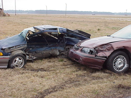 Demonstrate an understanding of work and energy concepts as applied to motor vehicles and motor vehicle collisions.